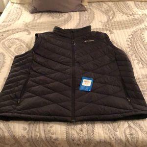 NWT Columbia Omni-heat Puffer Vest